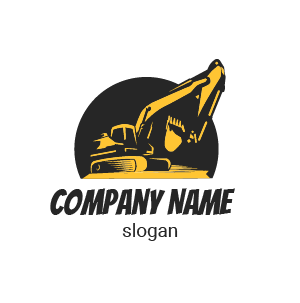Renovation company? Here's a free house and building renovation business logo design template