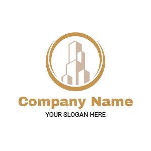 Logos de empresas constructoras: Aquí un diseño de logos de empresas constructoras y de obras.