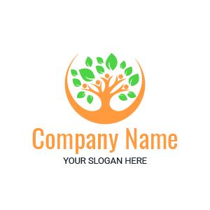 Creador de logos online: modelo de logo de empresas de servicios profesionales y consultoría.