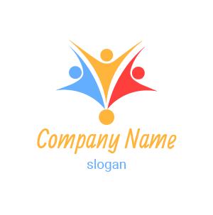 Creación de logos: plantillas de logos de asociaciones solidaristas.