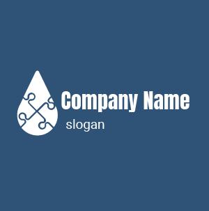 Logo de société ? Logo d'entreprise ? Voici un exemple de logo entreprise de style moderne.