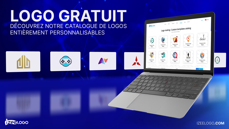 Logo design gratuit : découvrez notre catalogue de logos entièrement personnalisables.