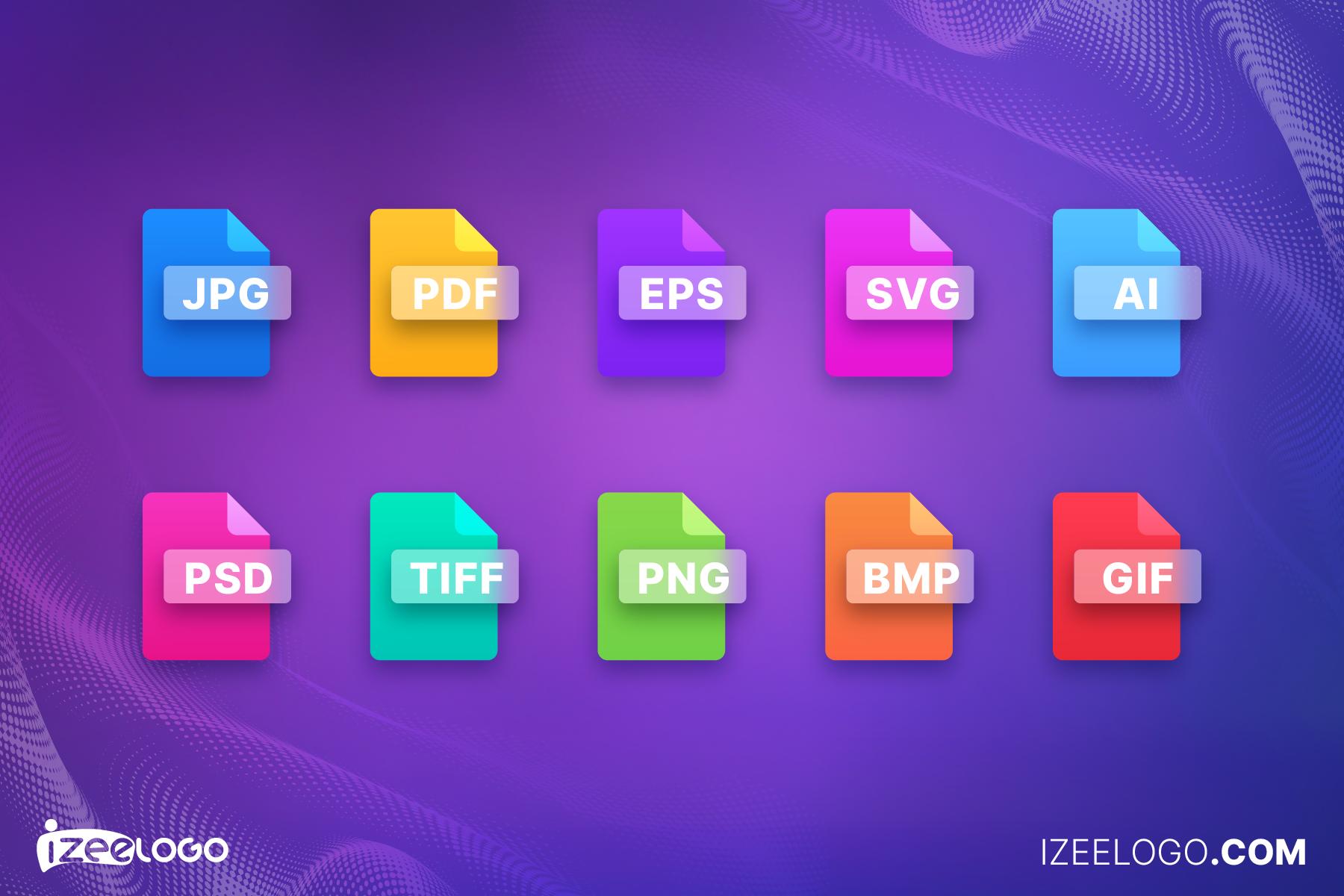 Téléchargement de logo sous différents formats
