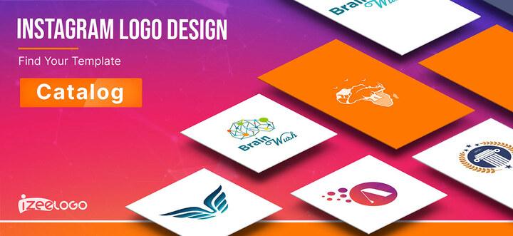 Visit our Instagram Logo Template Catalog
