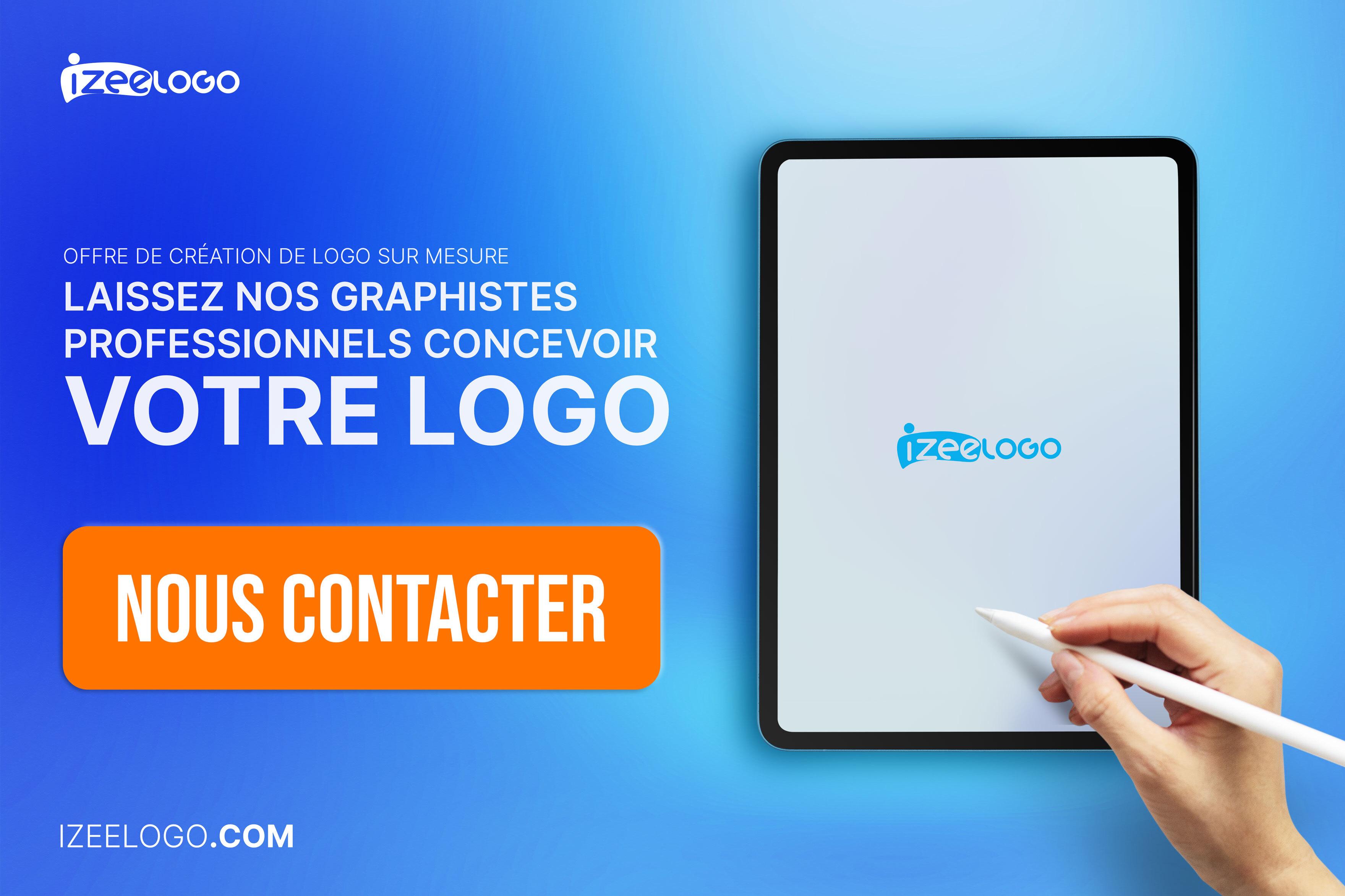 Offre de création de logo sur mesure : laissez nos graphistes professionnels concevoir votre logo.