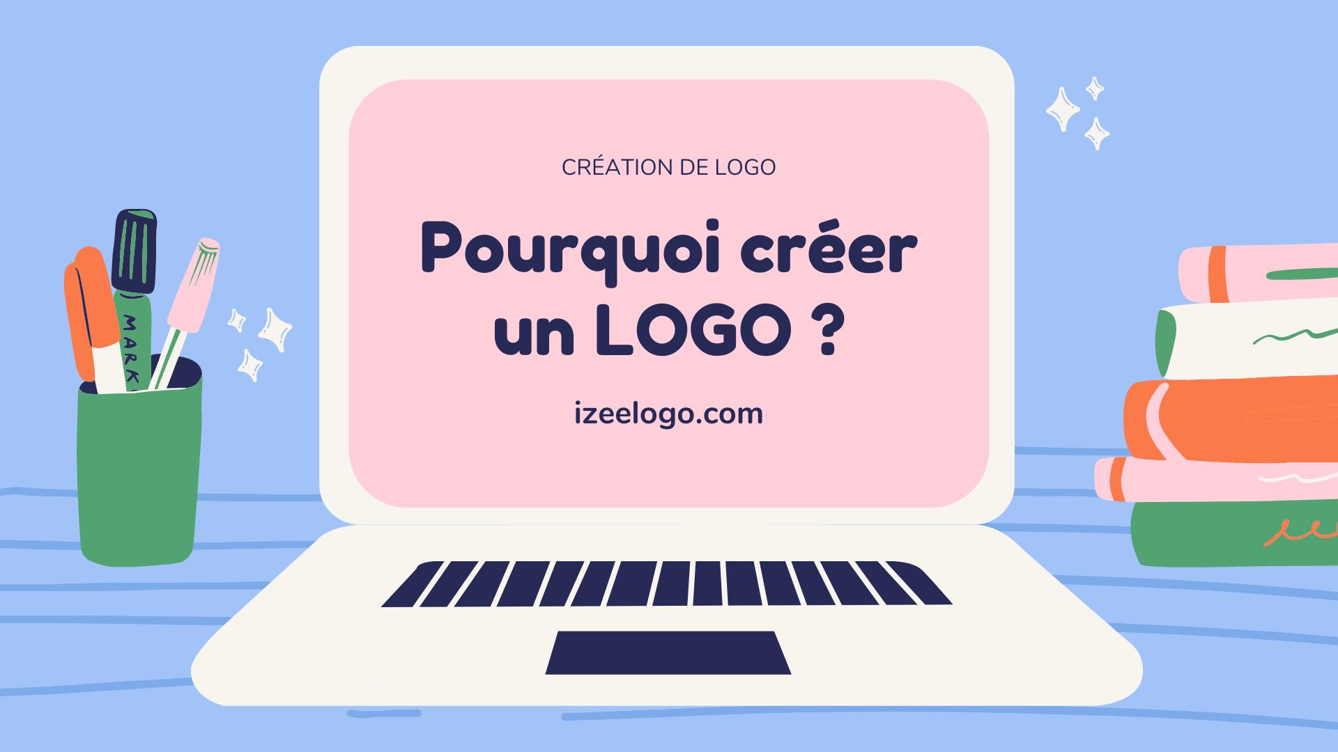La création d'un logo n